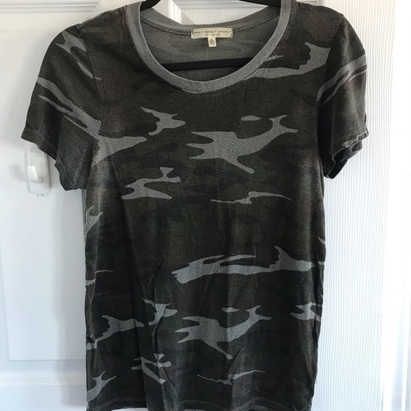 Urban Outfitters camo tee